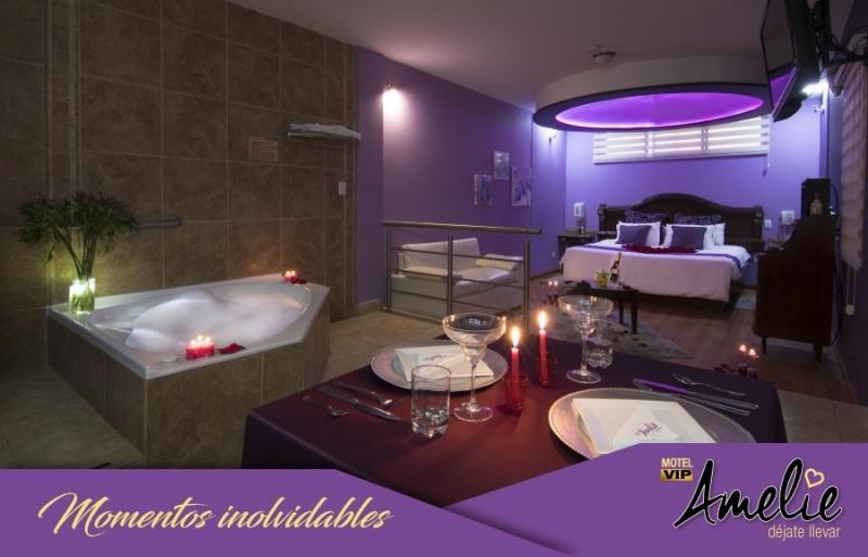 Habitación Motel Amelie - Mejores Moteles en Quito, Ecuador