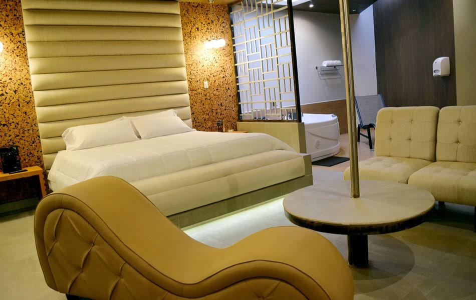Habitación Motel Cabañas Sur - Mejores Moteles en Quito, Ecuador