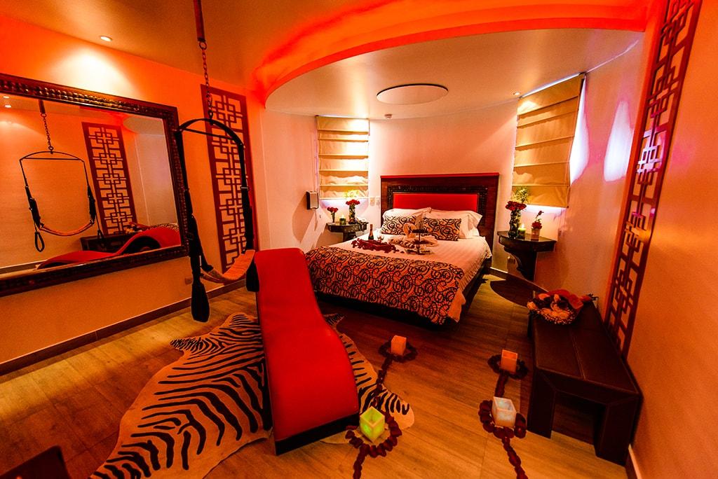 Habitación Motel Ibiza - Mejores Moteles en Quito, Ecuador
